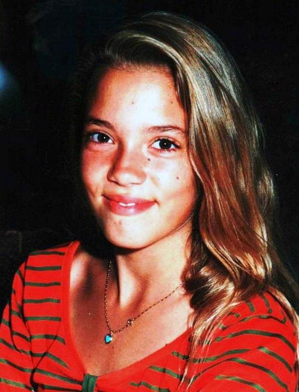 Όταν η Βίκυ Καγιά ήταν 12 ετών!