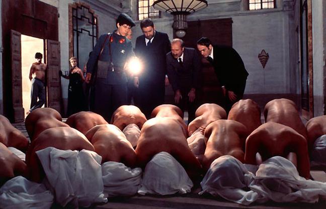 Σαλό - Salò, or the 120 Days of Sodom (1975)