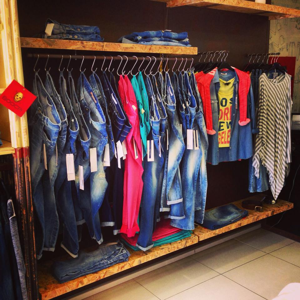 Sewn by Booca fashion store