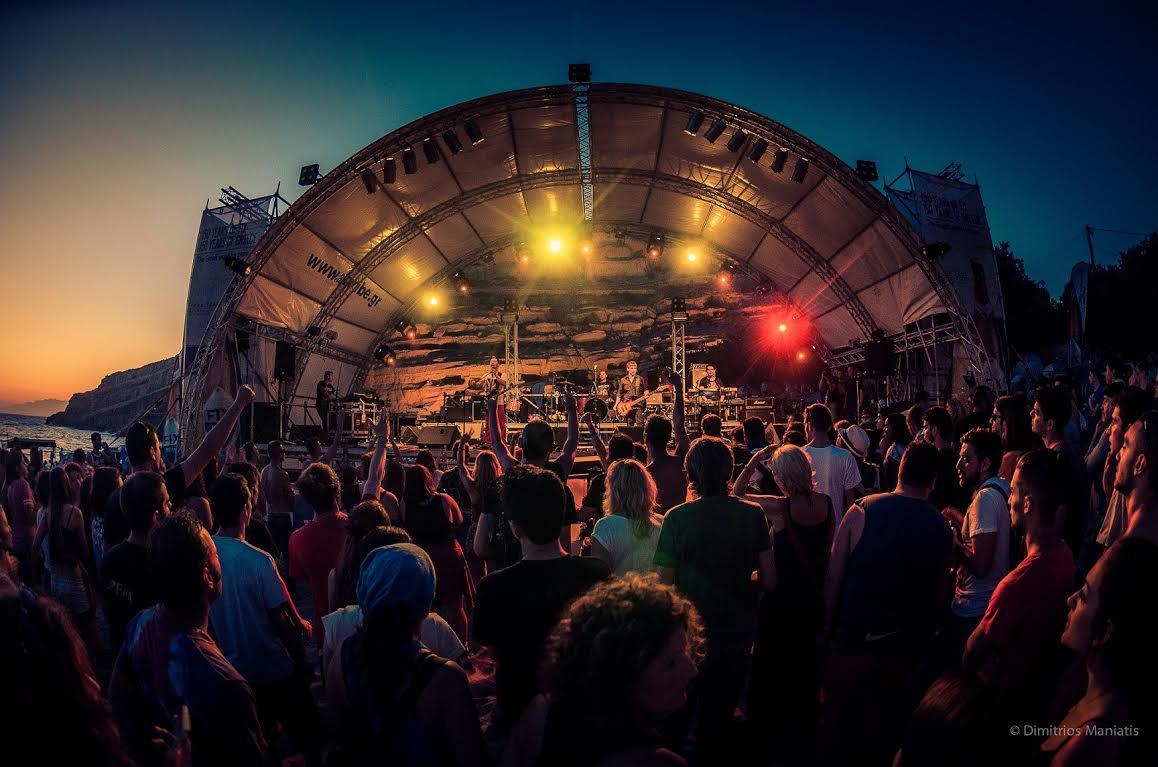 Όλα έτοιμα για το Matala Beach Festival 2015  Δείτε αναλυτικά όλο το πρόγραμμα