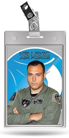 Ο πιλότος του F16 της 115ΠΜ Σούδας που συγκίνησε με το μήνυμά του