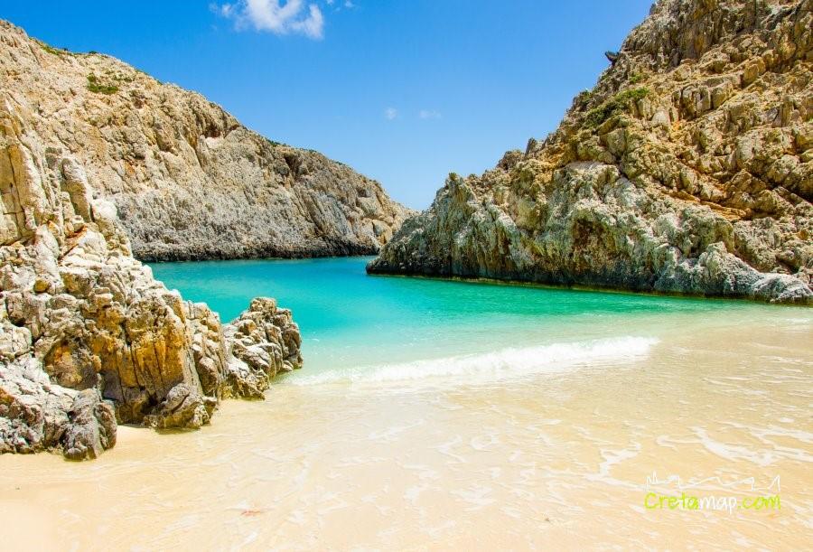 Ποια είναι η αγαπημένη παραλία των Χανιωτών; (Photos)