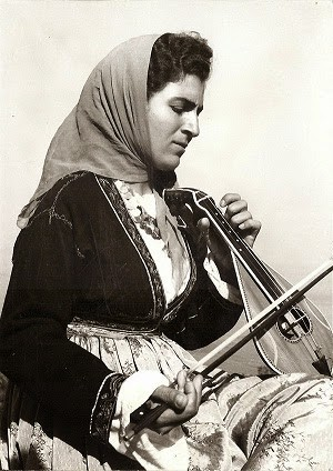 Τίμησαν την πρώτη γυναίκα οργανοπαίκτρια της Κρήτης