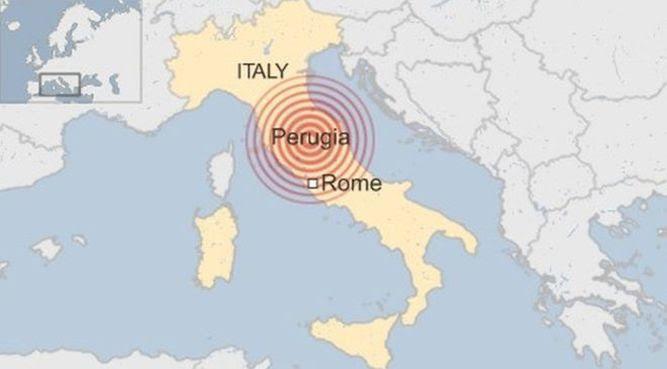 Φονικός σεισμός 6,2 Ρίχτερ συγκλόνισε την κεντρική Ιταλία