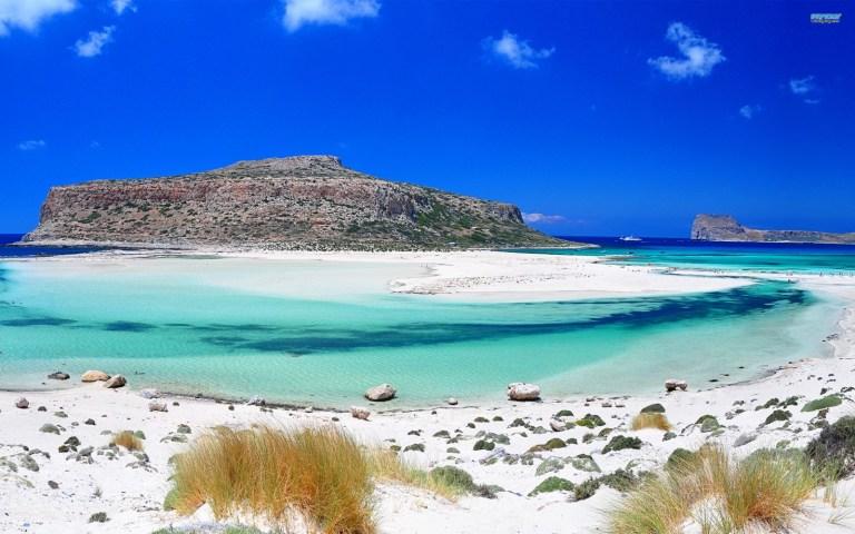 2 παραλίες στα Χανιά στις 10 πιο όμορφες ροζ παραλίες στον κόσμο  (Photos)
