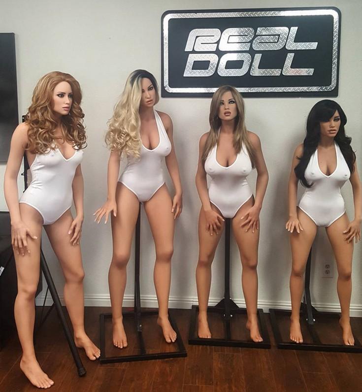 Έρχεται η Harmony: Η κούκλα του σεξ που θα έχει μέχρι και οργασμό!