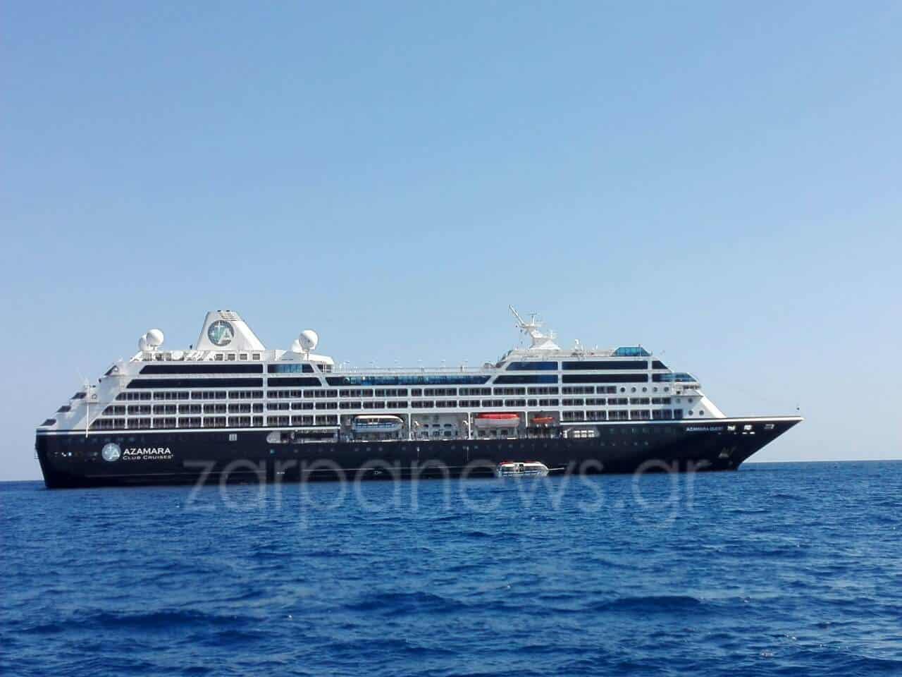 Το πλοίο των οργίων στο Ενετικό Λιμάνι των Χανίων (Photos- Video)