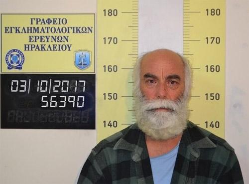 Αυτά είναι τα ονόματα και οι φωτο των κατηγορουμένων στην απαγωγή Λεμπιδάκη