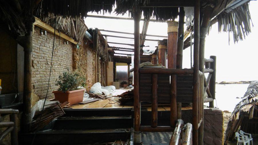 Χανιά: Τελευταία προσπάθεια να σωθεί το Bamboo και το Salavantes