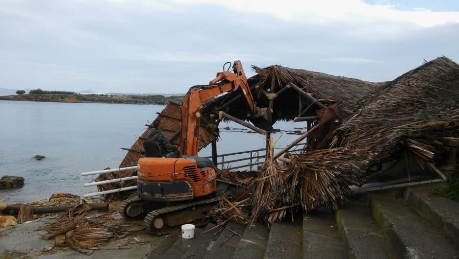 Χανιά: Τέλος εποχής για τις επιχειρήσεις Bamboo και Salavantes στα Χανιά (φωτο)