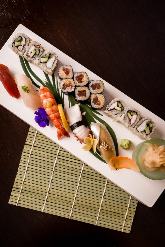 gaultmillau badrutt stmoritz sushi
