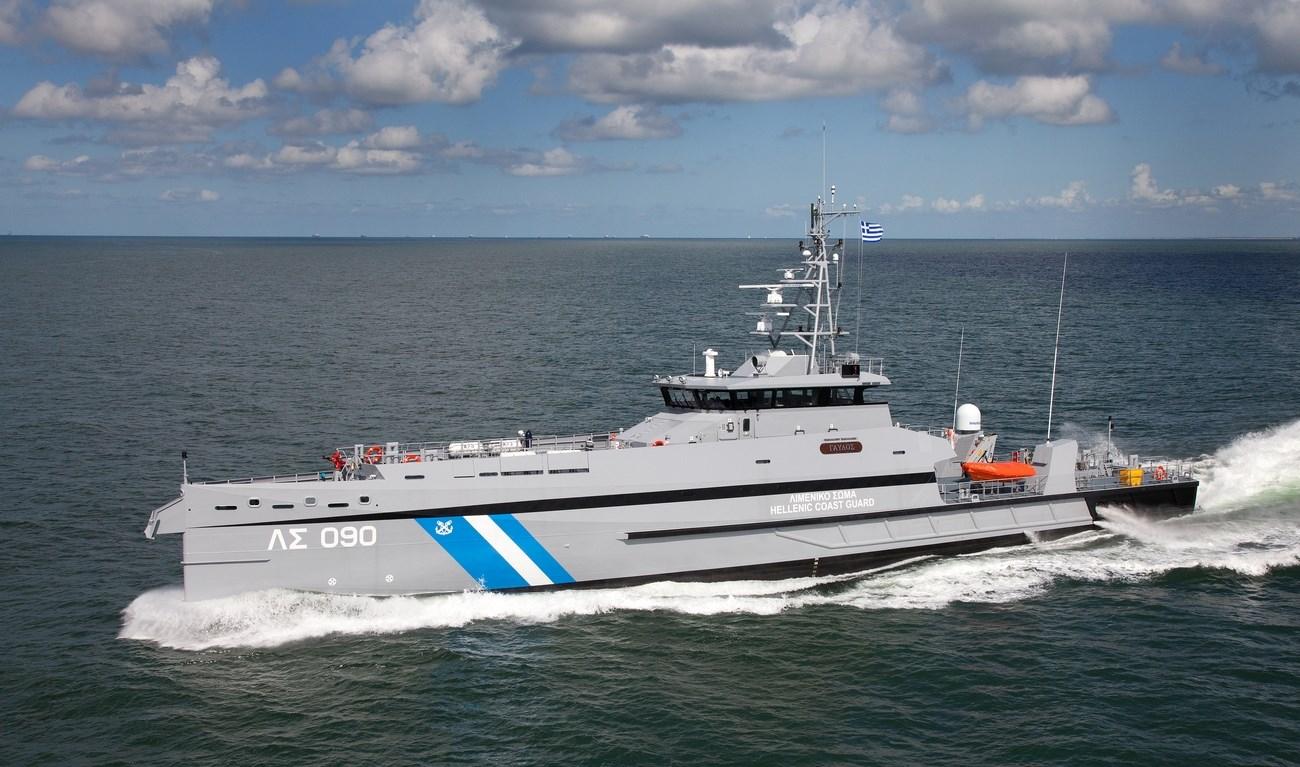 Πρωτοφανής πρόκληση στα Ιμια: Τουρκική ακταιωρός χτύπησε το πλοίο του Λιμενικού «Γαύδος» (φωτο)