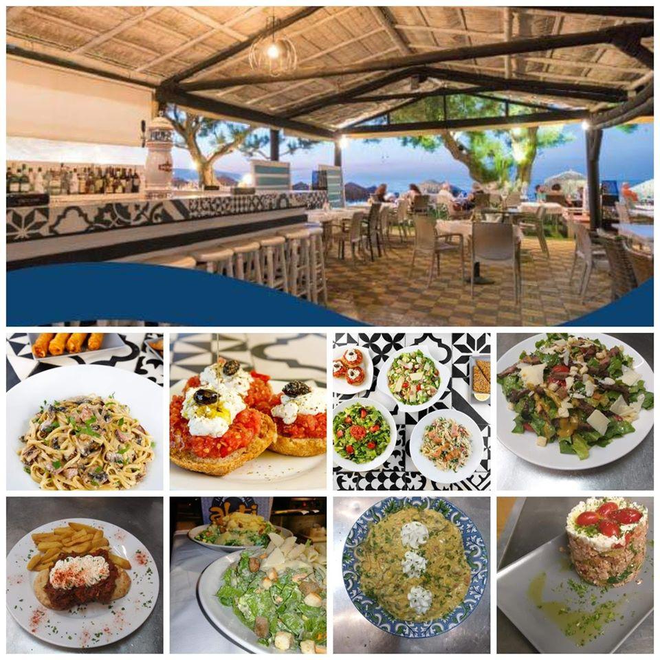 Παραλιακό εστιατόριο Ακτή - Beach bar - Αγιά Μαρίνα, Χανιά