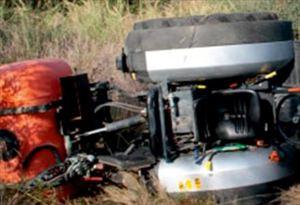 Νεκρός 75χρονος αγρότης στα Χανιά ύστερα από ατύχημα με το τρακτέρ του