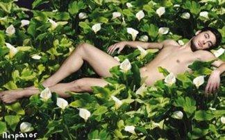 γυμνό μοντέλο