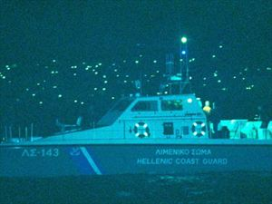 Επιχείρηση διάσωσης 62χρονου Αμερικανού ναυτικού στα Χανιά