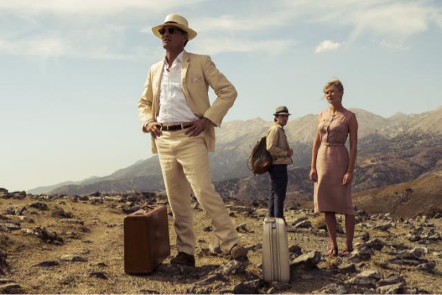 Η πρώτη φωτογραφία από τα γυρίσματα της χολιγουντιανής ταινίας που γυρίζετε στα Χανιά.