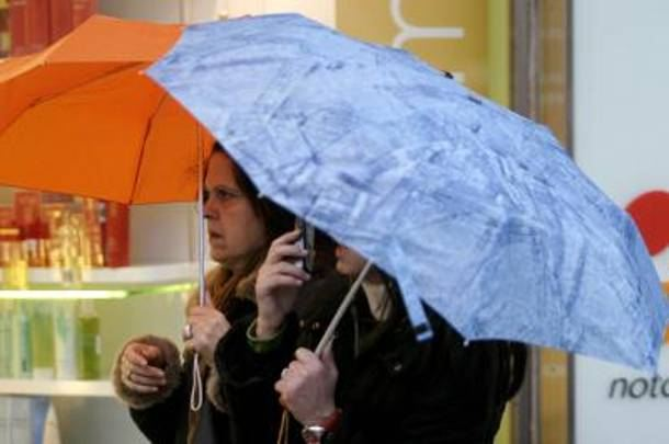 Εβδομάδα βροχών και καταιγίδων στην βόρεια Κρήτη