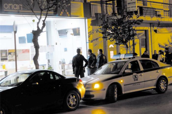 Νύχτα τρόμου στα Χανιά με δεύτερη ένοπλη ληστεία και συλλήψεις!