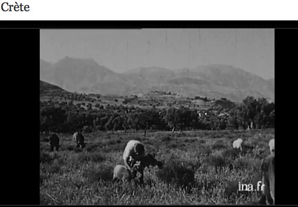 Πώς ήταν η Κρήτη πριν από 55 χρόνια; (video)