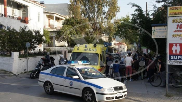 Χανιά: Τροχαίο με σοβαρό τραυματισμό στον Κουμπέ