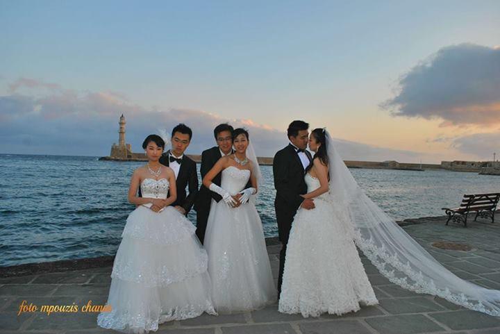 Θραύση στο κινέζικο ... youtube έκαναν οι γάμοι στην Κρήτη !