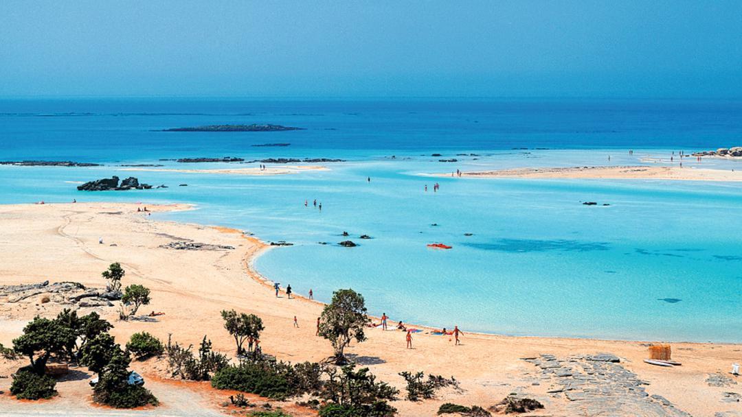 Το Ελαφονήσι στις 20 ομορφότερες παραλίες του κόσμου