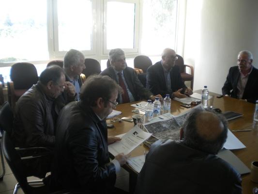 Έργο πνοής στα Χανιά: Υπεγράφη η σύμβαση για την σύνδεση του Κόμβου Μουρνιών με την πόλη