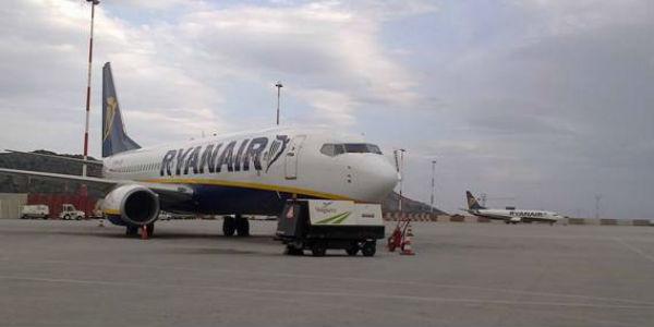 Χανιά: Ακυρώθηκε πτήση της RYAN AIR λόγω βλάβης του αεροπλάνου