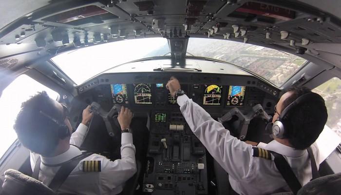 Ακύρωση προσγείωσης στα Χανιά λόγω περιορισμένης ορατότητας