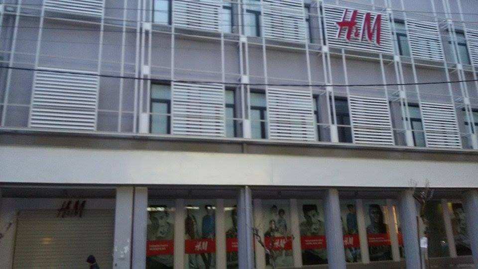 Με Μαρία Ηλιάκη και Δημήτρη Αλεξάνδρου τα εγκαίνια του H&M στα Χανιά