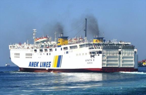 Χανιά | Νεκρός επιβάτης στο πλοίο της ΑΝΕΚ στη Σούδα