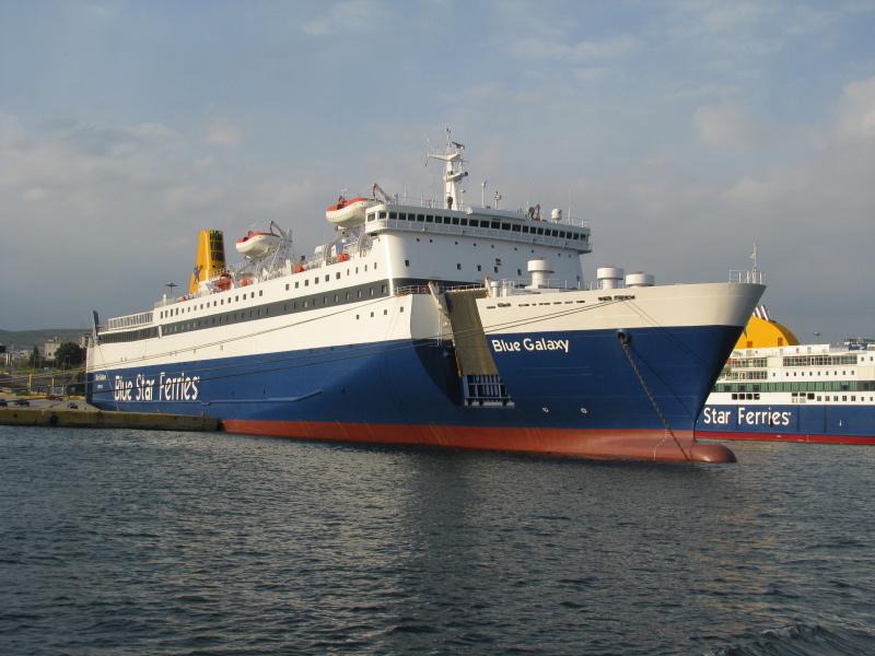 Η Blue star έρχεται στα Χανιά με πλοίο της ΑΝΕΚ!