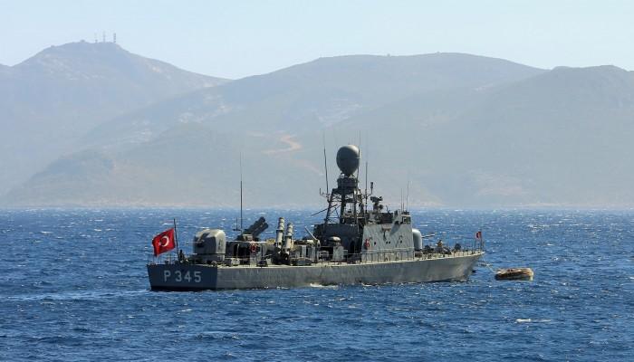 Τουρκικό πλοίο εμφανίστηκε στα ανοιχτά των Σφακίων και της Γαύδου