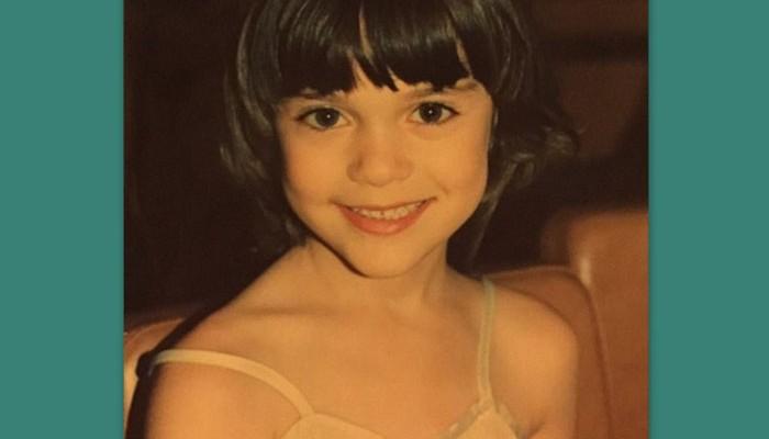 Ποια Ελληνίδα παρουσιάστρια είναι η μικρή; (φωτο)