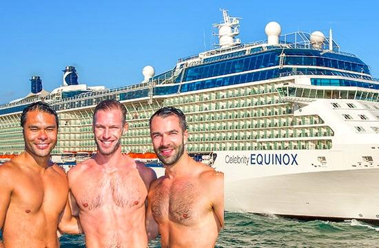 Κρουαζιέρα για γκέι στα Χανιά Δείτε πότε θα πιάσει λιμάνι