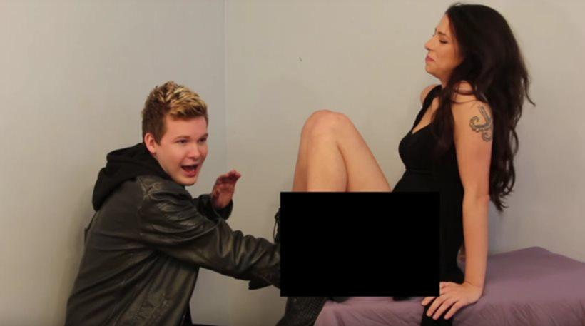 Τρανς όργιο πορνό