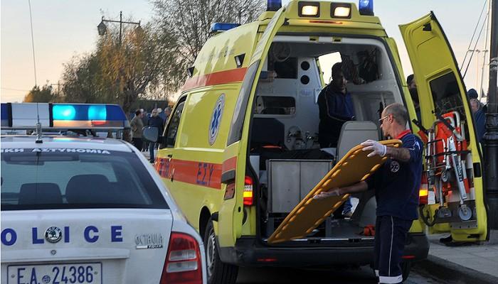 Σοβαρό τροχαίο στον κόμβο του Γαλατά - Σε κρίσιμη κατάσταση ο οδηγός