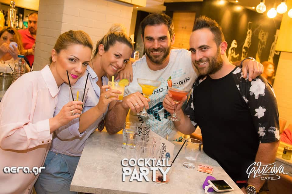24.03.16 Cocktail party @ φλυτζάνα cafe