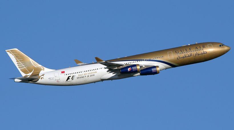 Πτήση-φρίκη της Gulf Air: Επιβάτες τραυματίστηκαν από τις σφοδρές αναταράξεις