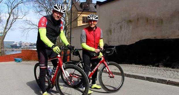 Θα ταξιδέψουν με ποδήλατα από τη Σουηδία στα Χανιά για τα παιδιά με ειδικές ανάγκες
