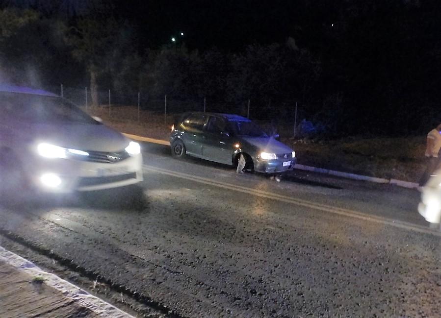Χανιά: Τροχαίο στην Ακρωτηρίου με κυκλοφοριακό κομφούζιο (φωτο)