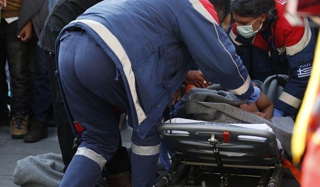 Κρήτη: Σοκ Οδηγός προσπάθησε να κόψει τις φλέβες του ενώ οδηγούσε!