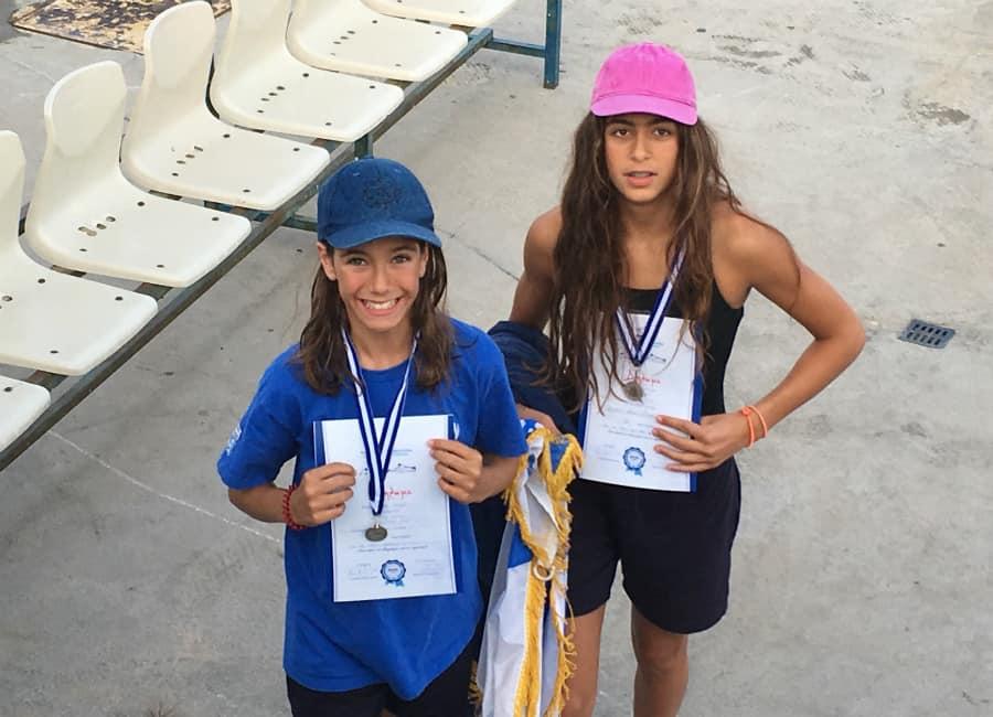 Από μικρά στα μετάλλια στην κολύμβηση τα Χανιωτάκια του ΝΟΧ