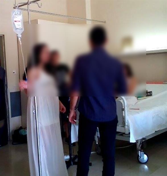 Κρήτη: Γάμος στη γυναικολογική του ΠΑΓΝΗ! (Photos)