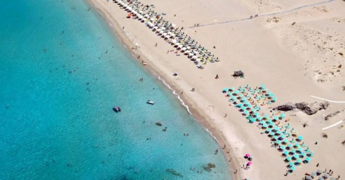 Στις καλύτερες παραλίες του κόσμου, παραλία από τα Χανιά