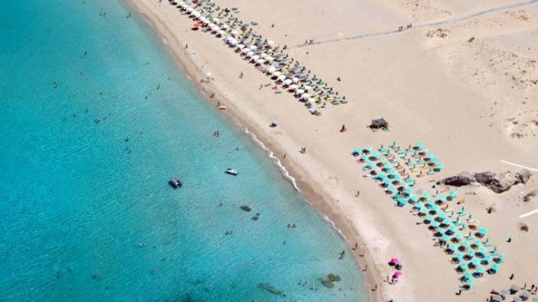Κατέταξαν τα Φαλάσσαρνα στις ωραιότερες παραλίες του κόσμου !