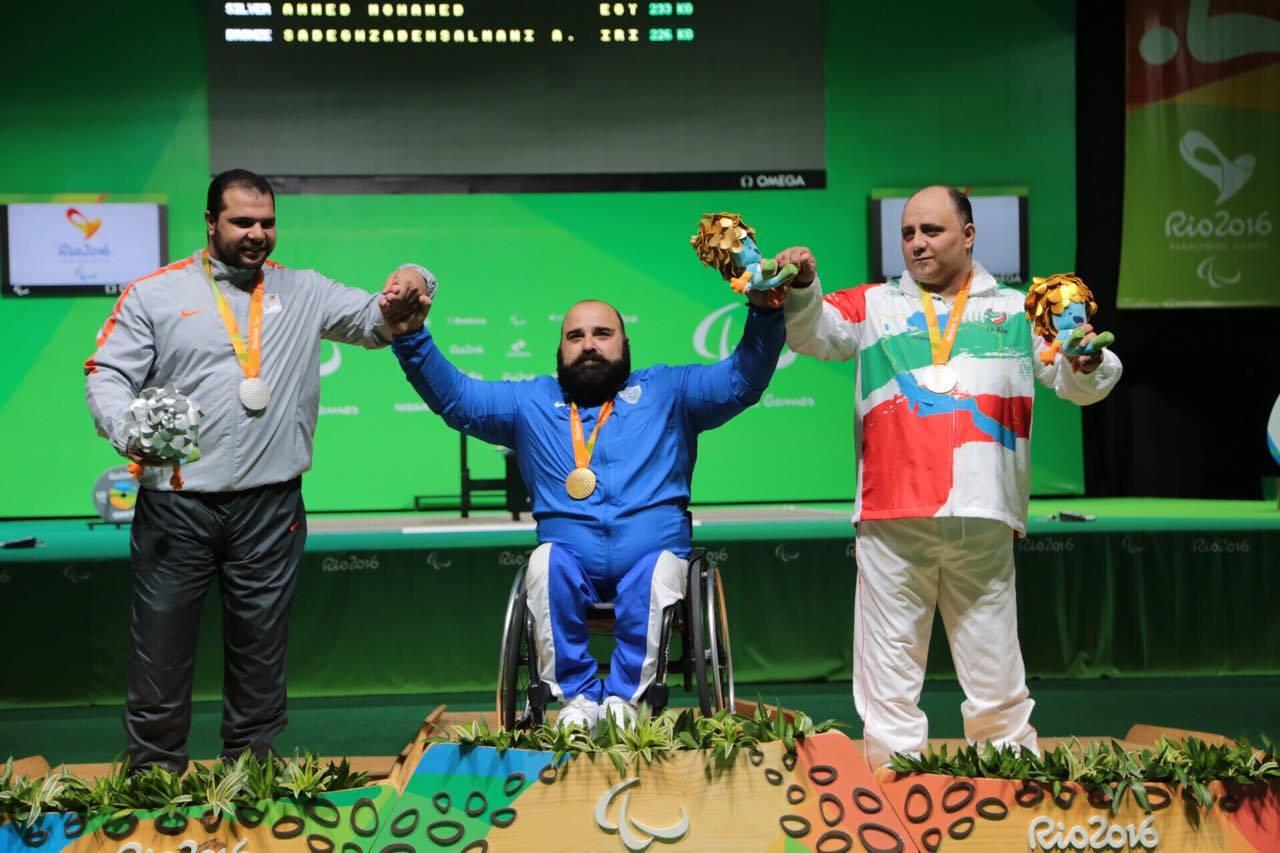 Ο Χρυσός παραολυμπιονίκης Μάμαλος συγκλονίζει «Με αποκαλούσαν κούτσαβο και μου πετούσαν τσάντες»
