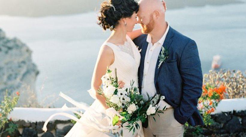 Παραμυθένιος γάμος, αξίας 40.000 λιρών, στη Σαντορίνη μετατράπηκε... σε εφιάλτη