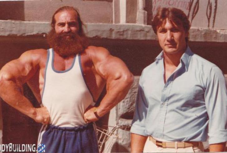 a5fd129701 Χανιά  Ένα Σφακιανός bodybuilder της δεκαετίας του  70 (Photos ...